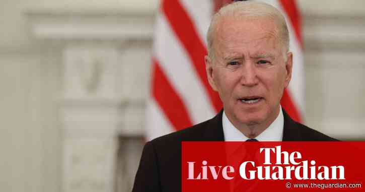 Biden addresses rising crime concerns: 'We can't turn our backs on law enforcement'