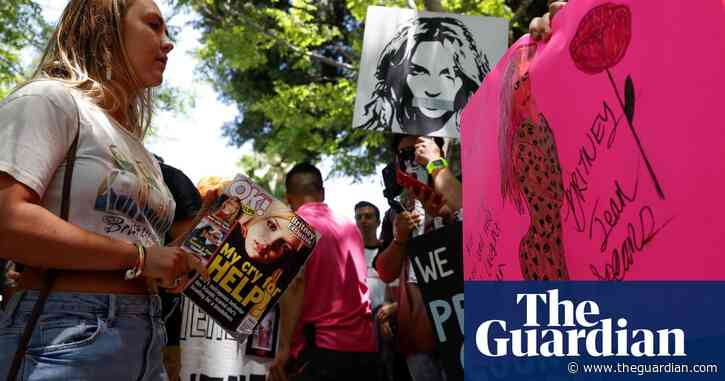 'I deserve to have a life': Britney Spears asks court to end conservatorship