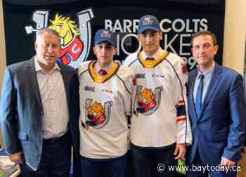 Longtime Barrie Colts general manager moving on from OHL team