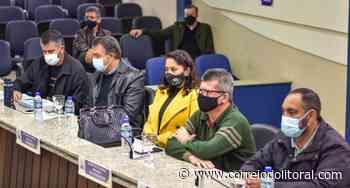 Câmara de Guaratuba participa do Plano de Mobilidade Urbana - Correio do Litoral
