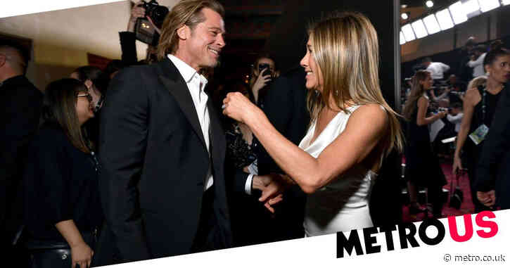 Jennifer Aniston says she and Brad Pitt are 'buddies' and we're obsessed with this friendship