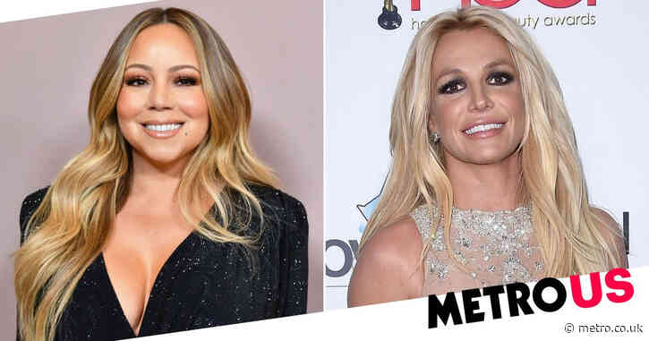 Britney Spears supported by Mariah Carey as celebs react to bombshell testimony about conservatorship