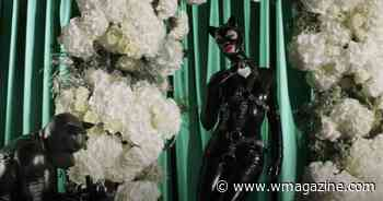 Richard Quinn Returns With a Catwoman-inspired Ballet - W Magazine