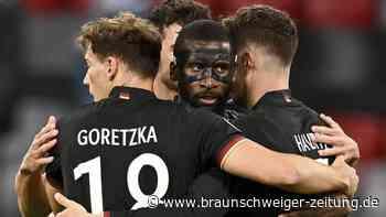 """Nervenkrimi"": Goretzka rettet DFB-Elf ins EM-Achtelfinale"