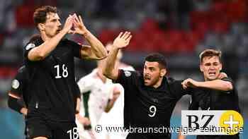DFB: Goretzka begeistert Fans mit Herz-Geste nach 2:2