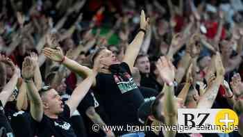 """Ungarn-Fans rufen vor EM-Spiel: """"Deutschland homosexuell"""""""