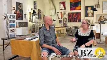 Kunst statt Leerstand: Mehr Farbe für Braunschweigs Innenstadt