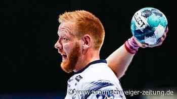 Flensburg wahrt Chance - Balingen bleibt in der Bundesliga