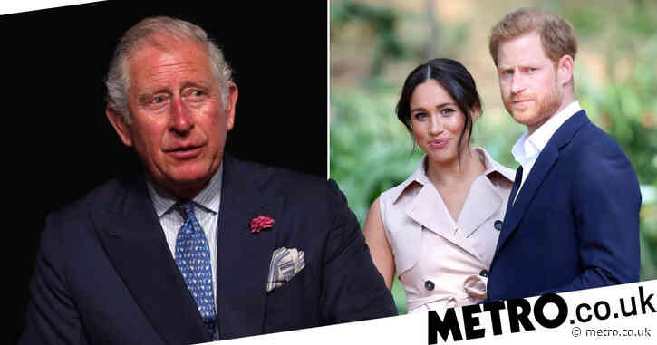 Charles continued to fund Harry and Meghan after they said they had been cut off