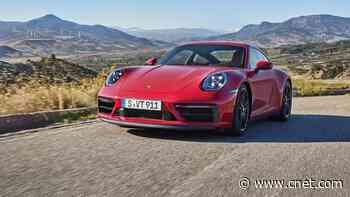 2022 Porsche Carrera GTS is still the 911 sweet spot     - Roadshow