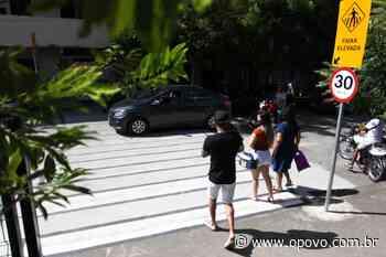Fortaleza passa a contar com 16 Áreas de Trânsito Calmo - O POVO