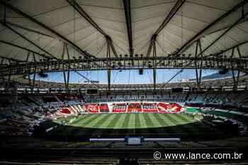 Após Flamengo x Fortaleza, Maracanã inicia troca de gramado para a decisão da Copa América - LANCE!