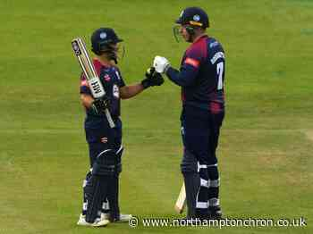 Steelbacks off the mark as Vasconcelos and Rossington see off Durham - Northampton Chronicle and Echo