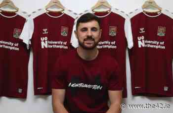 Northampton Town sign second ex-Dundalk player in the space of a week - The42