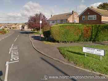 Estate agent's sold sign used to trash car parked outside Northampton village home - Northampton Chronicle and Echo