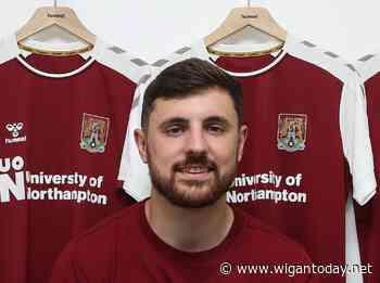 Northampton move for ex-Wigan Athletic man - Wigan Today