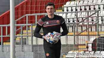 Liam Roberts joins Northampton Town - News - saddlers.co.uk