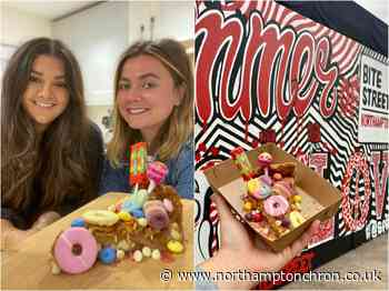 Northampton bakers send a message to Boris Johnson through homemade cookie pies - Northampton Chronicle and Echo