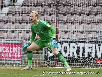 Goalkeeper Mitchell released by Derby County - Northampton Chronicle and Echo