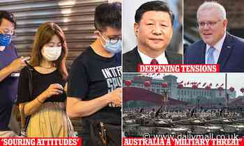 Beijing releases a poll claiming to reveal what Chinese people REALLY think of Australia