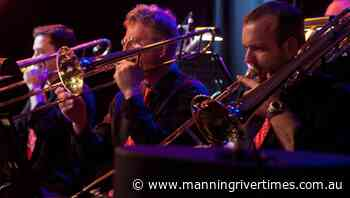 John Morrison Swing City Big Band at Manning Entertainment Centre - Manning River Times