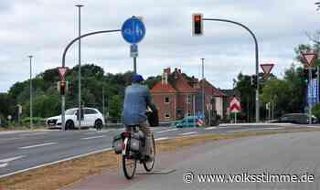 Neue Trasse durch Genthin: Abschnitt des Radweges von südlicher Kanalseite auf die nördliche verlegt - Volksstimme