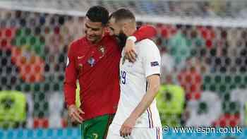 Ronaldo rewrites history on night Benzema retakes centre stage