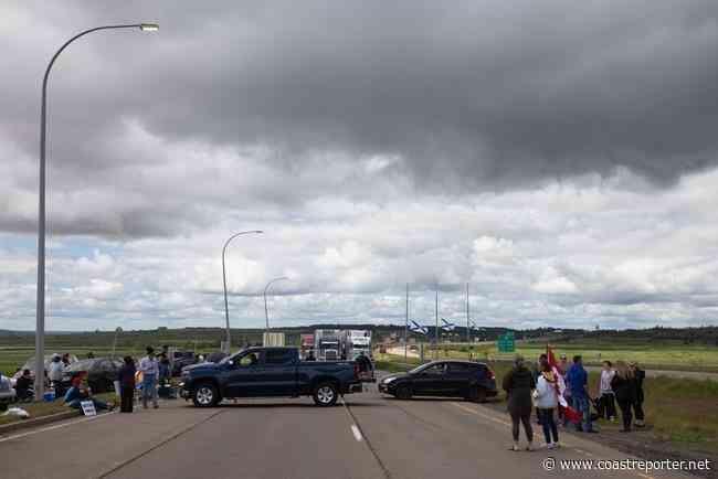 New Brunswick proposes solution to open Atlantic bubble and end border blockade - Coast Reporter