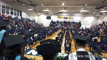 New Brunswick High School Class of '21 Recalls Lessons in Perseverance at Commencement Ceremony - TAPinto.net