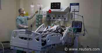 Brazil sets single-day record for coronavirus cases - Reuters