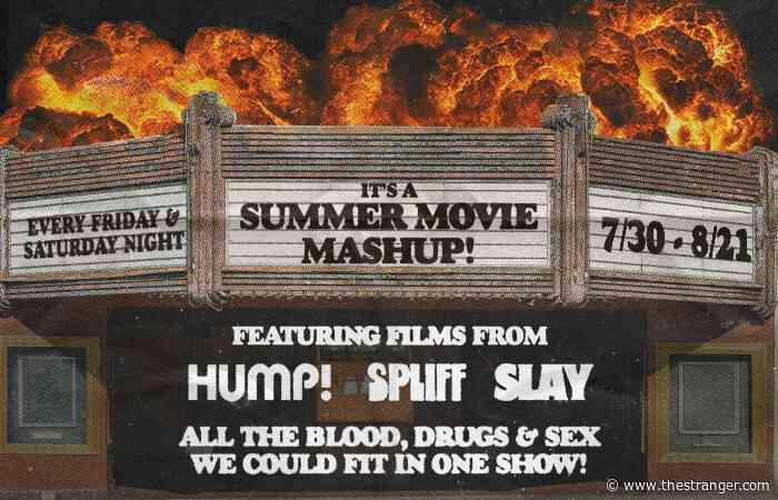 The Stranger's Summer Movie Mashup Is TOO HOT FOR BURIEN