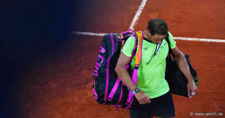 Rafael Nadal sagt Wimbledon und Olympia ab - Tennis-Superstar pausiert lange - SPORT1