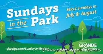 Free summer events planned for Grande Prairie parks