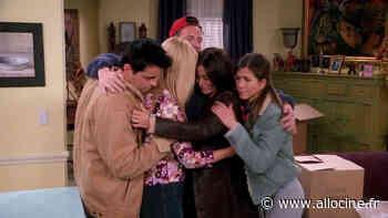Friends The Reunion sur TF1 : au fait, comment se termine la série ? - AlloCiné