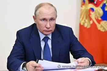 Russia says warning shots deter UK warship; London denies it - The Record (New Westminster)