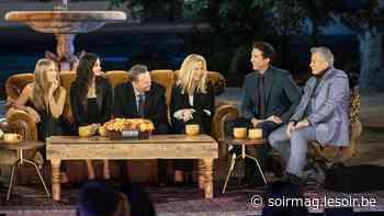 À la télé ce soir: «Friends: The Reunion» et «Sur le front» - Le Soir