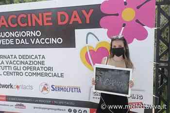"""""""Vaccine day"""" per cento operatori del Gran Shopping Mongolfiera - MolfettaViva"""