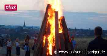 Sonnenwendfeier in Wehrheim: Das Feuer musste ausbleiben - Usinger Anzeiger