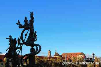 Trojanisches Pferd am Neckar: Peter Lenk wollte den Stuttgartern sein ... | SÜDKURIER Online - SÜDKURIER Online