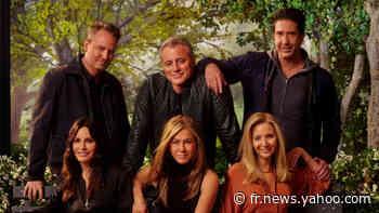 La bande-annonce de l'épisode spécial de «Friends, The Reunion», est pleine d'amour! - Yahoo Actualités