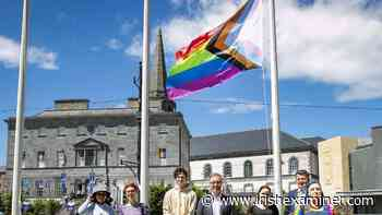 Minister meets Pride Committee in Waterford after flag burning and vandalism - Irish Examiner