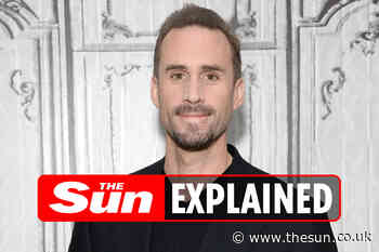 Who is Fred Waterford actor Joseph Fiennes in The Handmaid's Tale?... - The Sun