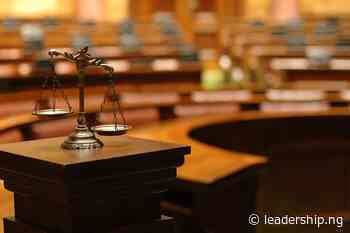 Court Rejects PDP's Request To Stay Judgement Sacking Anambra Executive - LEADERSHIP NEWS