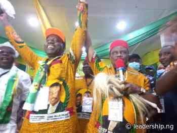 BREAKING: Soludo Emerges APGA Gov'ship Candidate In Anambra - LEADERSHIP NEWS