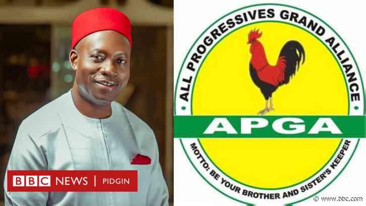 Apga primaries in Anambra state: Former CBN Governor Charles Chukwuma Soludo win APGA ticket - BBC News