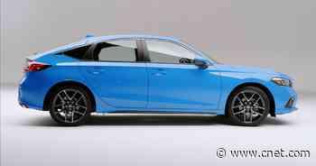 2022 Honda Civic hatchback: Beautiful and versatile video     - Roadshow