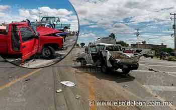 Accidente carretero deja tres muertos en Dolores Hidalgo - El Sol de León