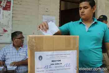 """Postergan elección en la UAGRM """"para cuidar la salud de estudiantes y docentes"""" - EL DEBER"""