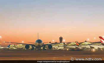 """Extremely High Risk"": Hong Kong Bans Passenger Flights From Indonesia - NDTV"