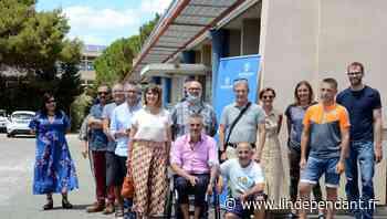 Narbonne : un pas de plus vers la mobilité des personnes handicapées au gymnase de Maraussan - L'Indépendant